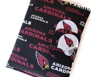 "Kindle Touch, Kindle Basic 6"", Kindle Fire HD 6"", Kindle Paperwhite ~~Arizona Cardinals~Coordinating Eyeglass & Key Fob sold seperately"