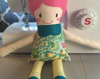 Paisley Doll