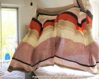 "Bed throw ""Sonora Desert"""