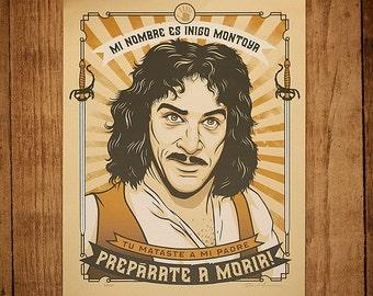 Princess Bride -Inigo Montoya