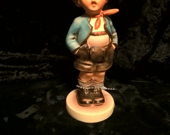 "Hummel Figurine ""Brother""  #95   TMK-5  Free Shipping"