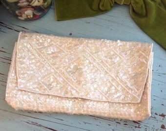 Vintage opec sequence clutch, vintage bags, vintage purses
