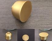 Linda Cabinet Brass Knob Brass Drawer Pull Brass Knobs