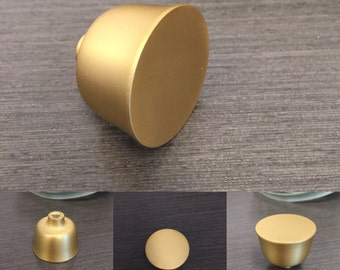 linda cabinet knob drawer knob satin brass knob drawer pull