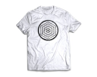 Flower of Life Bamboo T shirt