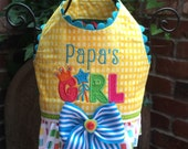 SPECIAL OCCASION:  Papa's Girl Dog Harness
