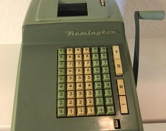 Mid Century Adding Machine