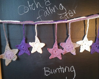 Catch A Falling Star Bunting