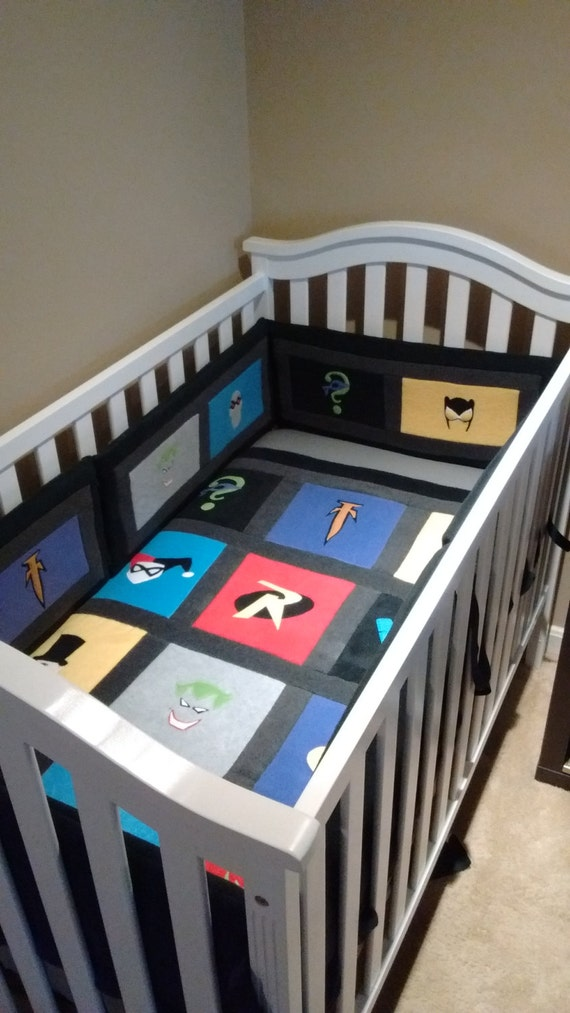 Batman Fleece Set by Yoderbydesign