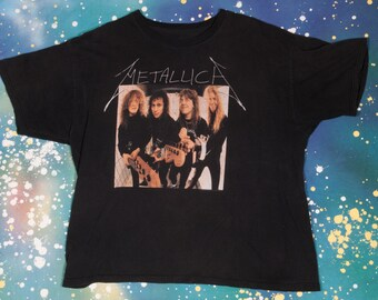 METALLICA Metal Rock T-Shirt Size XXL
