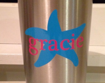 Personalized Yeti Rambler (20 oz)