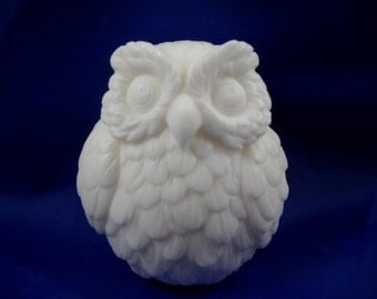 Owl Soap in a gift bag