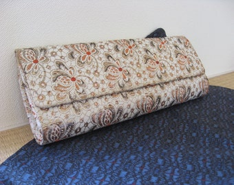 ON SALE,20%OFF,Japanese Kimono clutch, handbag, #2