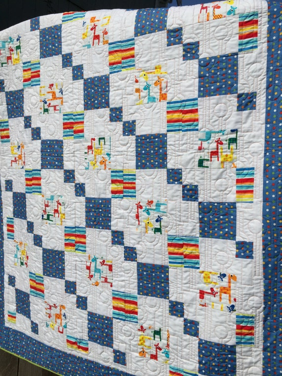 Connect the Dots Quilt Pattern - PDF