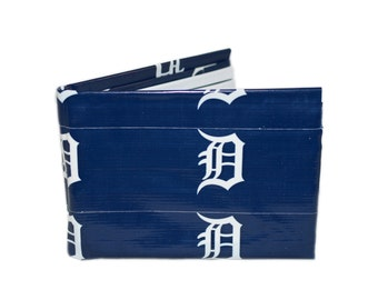 Detroit Tigers Duct Tape Wallet