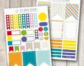 Rainbow Weekly Kit, Set of 55