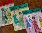 Vintage Home Journals x 3, Feb 1964 / Jan 1963 / Dec 1963