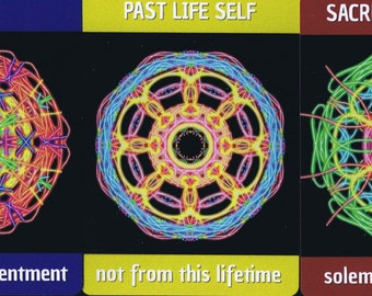 Discover Your Blockages Channeled 6 Card Oracle Reading - PDF Document