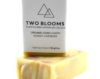 Natural Lavender Soap, Lavender Soap, Handmade Organic Lavender Soap, Vegan Victoria BC