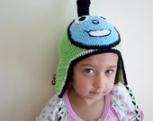 Percy hat-Crocheted Thomas or Percy Hat -