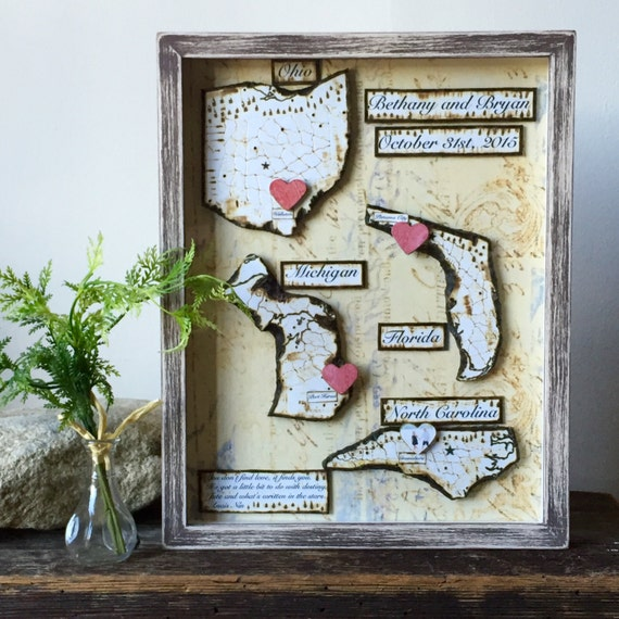 1st Wedding Anniversary Gifts For Men: Anniversary Gift For Men First Anniversary Gift Travel