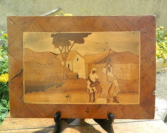 Wooden table Handmade Madagascar