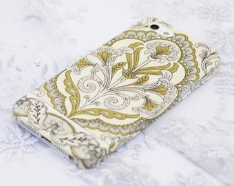 Luxury Cream iPhone case iPhone SE case iPhone 6S case iPhone 6 case iPhone 6S Plus case iPhone 6 Plus case iPhone 5S case iPhone 4S case