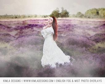 English Fog & Mist Photo Overlays