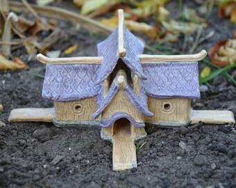 Night Elf House - Fairy Garden Miniature