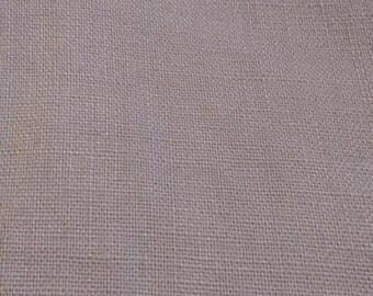 1.75 Yard Lilac Linen Fabric