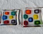 Squares in Squares Dish Set
