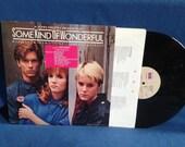 "RARE, Vintage, ""Some Kind Of Wonderful"" - Original Soundtrack, Vinyl LP, Record Album, Brat Pack, John Hughes, Flesh For Lulu, I Go Crazy"