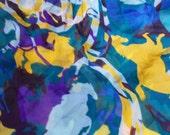 Stunning Soft & Silkie Scarf-Pretty Horses-SC249