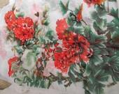 Stunning Soft & Silkie Scarf-Pretty Floral-SC263
