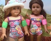 Swimmie Arm Bands for American Girl