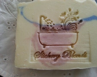 Moonlight Pomegranate scented soap bar