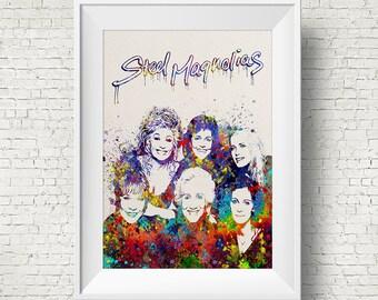 Steel Magnolias- Fine art print