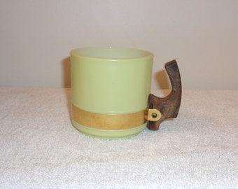 Lime Green Siesta Ware Coffee Mug Cup