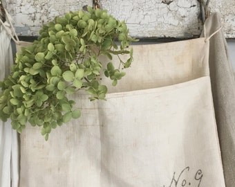 Antique Linen Pocket