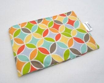 Reusable Snack Bag -- Mosaic, Geometric, Eco-Friendly