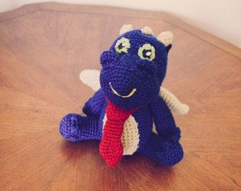 Crocheted Dragon