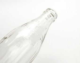 Vintage Soda Bottle, Pop Bottle, Soda Pop, 10 oz, Clear Glass Bottle, Soda Fountain, Bireley's, Collectible Glass Pop Bottle, Epsteam
