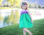 Little Mermaid inspired ckchattie disney vacation cruise florida California