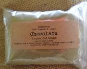 Vegan-ORGANIC CHOCOLATE HENNA Hair Colorant Powder-One (1) Application-Now in 3 sizes-2.oz.-3oz.-4oz.