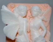 Monkey Farts Scented Twin Fairy Goats Milk Soap