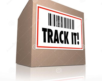 International Tracking Number Service for purchases of items from this store- For International and Australian Customers