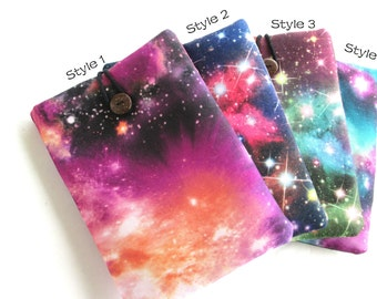 Galaxy Kindle Sleeve, Kindle fire sleeve cover, Nook cover, Google nexus 7 case, Galaxy Tab Case.