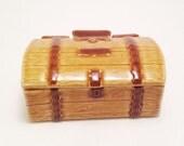 Wade: Treasure Chest Trinket Box
