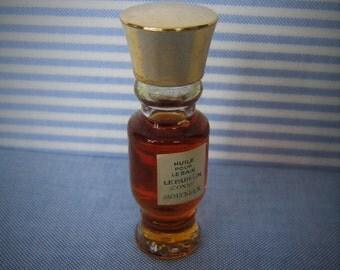 MOLYNEUX Le Parfum CONNU HUILLE Pour Le Bain Vintage Perfume Bottle Collectible Perfume Flacon