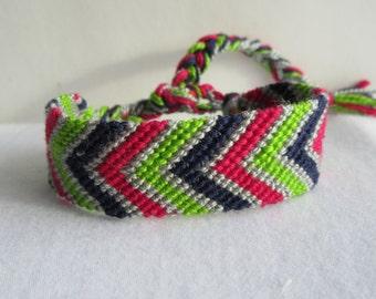 SALE!!!!!!!!Friendship Bracelet -Chevron